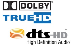 Dolby Digital TrueHD - DTS HD Master Audio