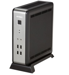 Antec ISK 100 mini ITX enclosure